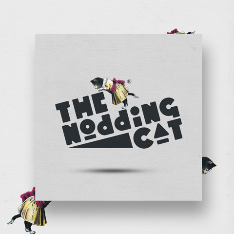 THE NODDING CAT